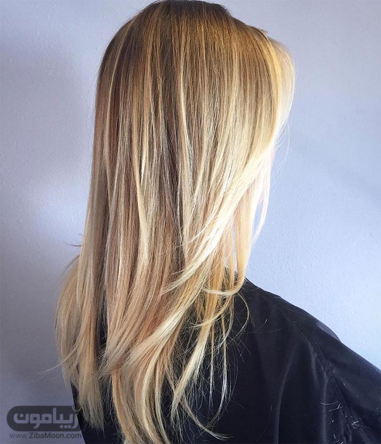 رنگ موی سال 2017