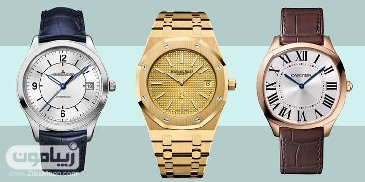 ساعت مچی های مردانه
