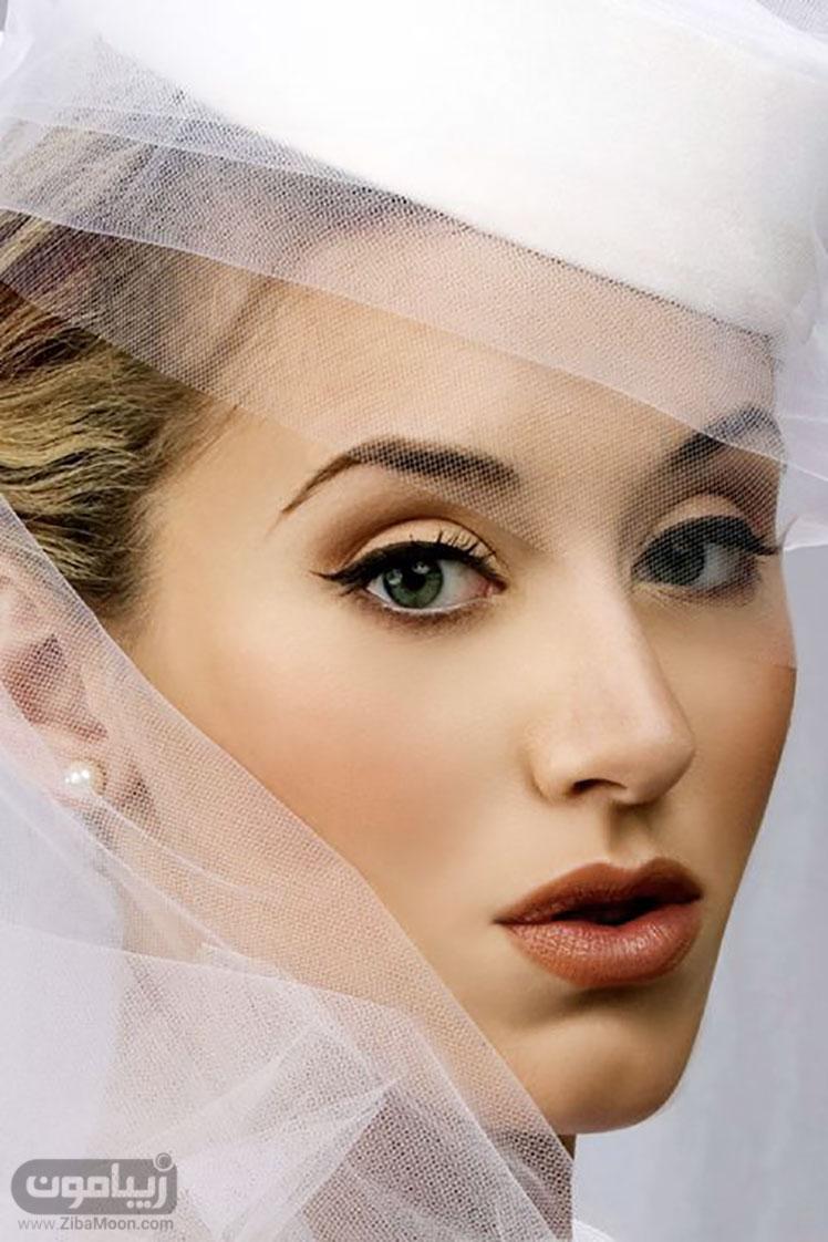 خط چشم گربهای برای عروس