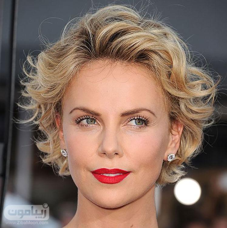 مدل موی بسیار شیک و زیبا زنانه