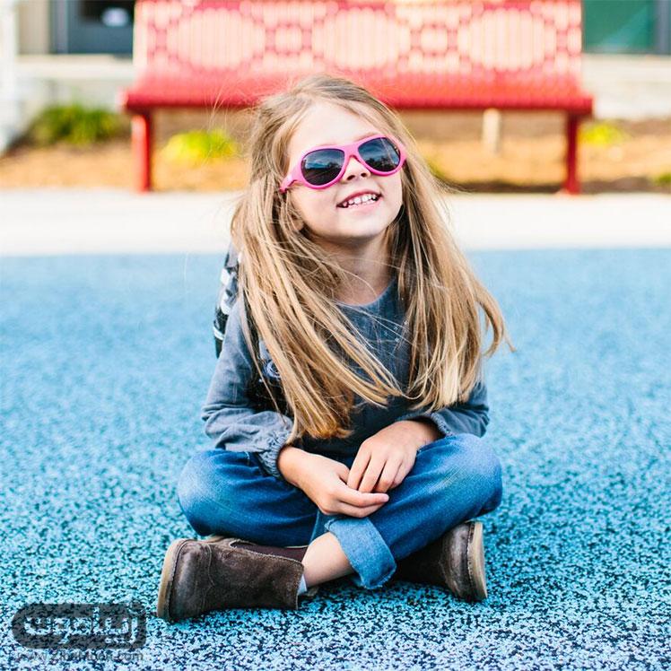 مدل عینک آفتابی آویاتور بچه گانه