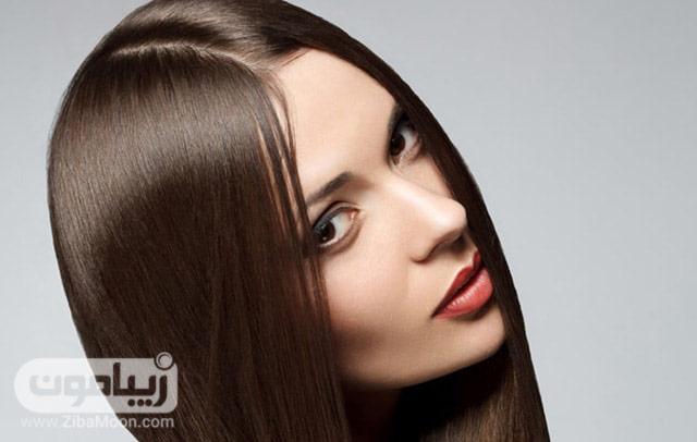 ریباندینگ کردن مو