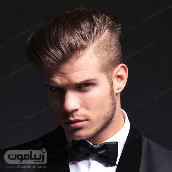 مدل مو و ته ریش آقایان