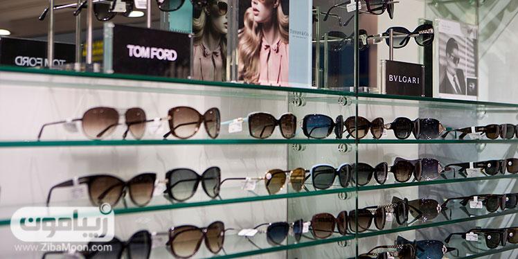 عینک فروشی