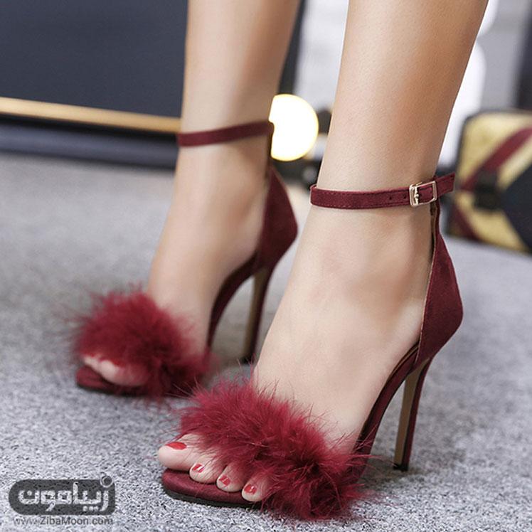 کفش پاشنه بلند - پاییز و زمستان 96