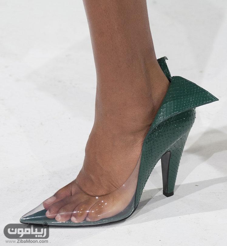 کفش پاشنه بلند برند کلوین کلین