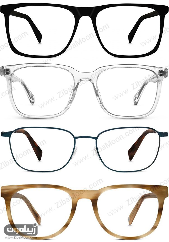 فریم عینک طبی مردانه