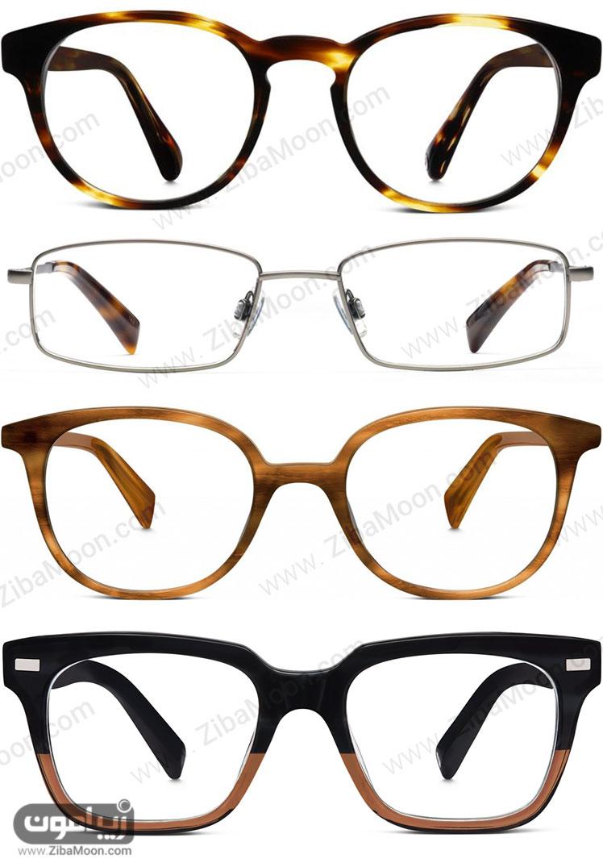 فریم عینک طبی آقایان