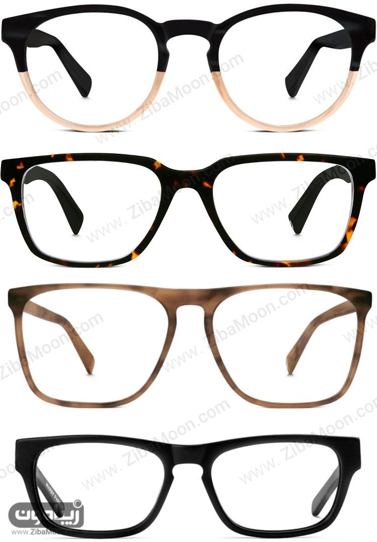 فریم عینک طبی اقایان