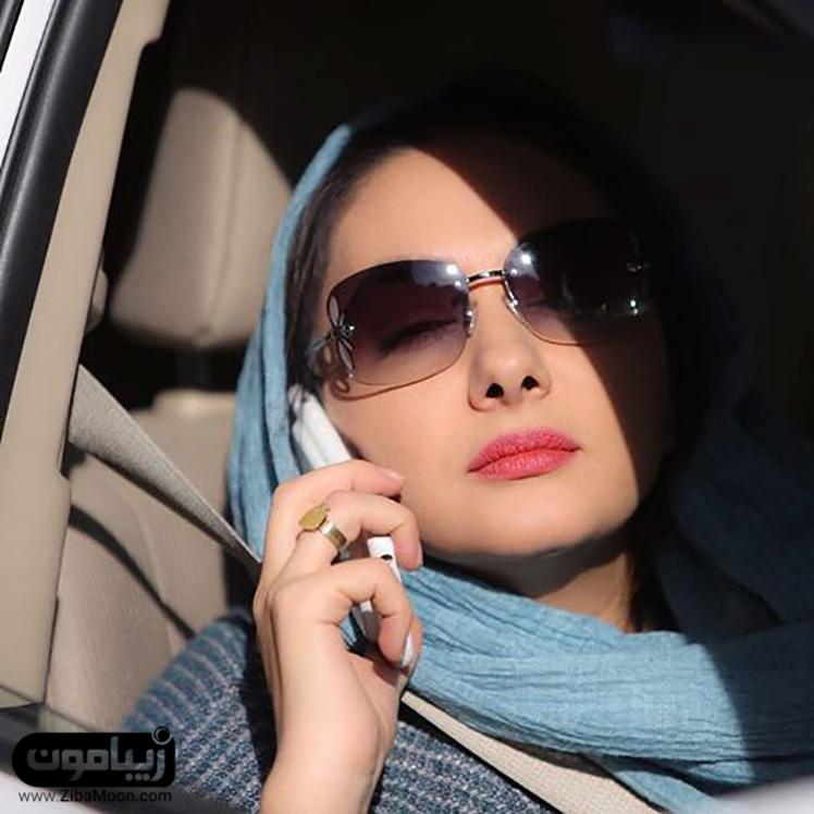 هانیه توسلی بازیگر زن ایرانی