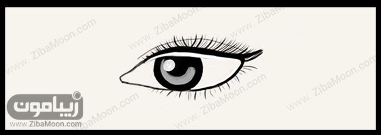 خط چشم برای چشم ریز