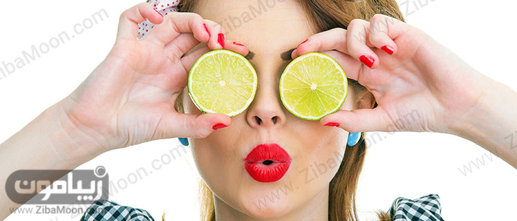 لیمو ترش حلقه شده