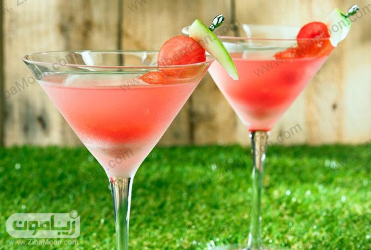 آب هندوانه تم یلدا