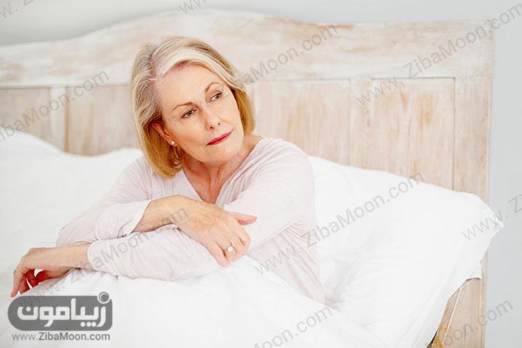 خانم یائسه و خشکی واژن