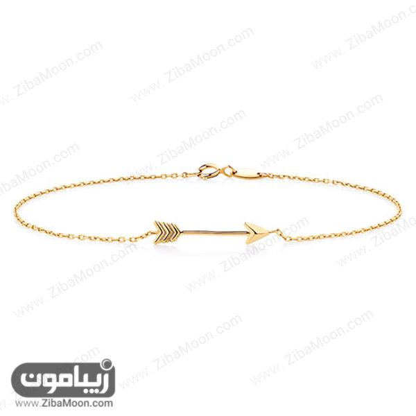 دستبند طلا ظریف