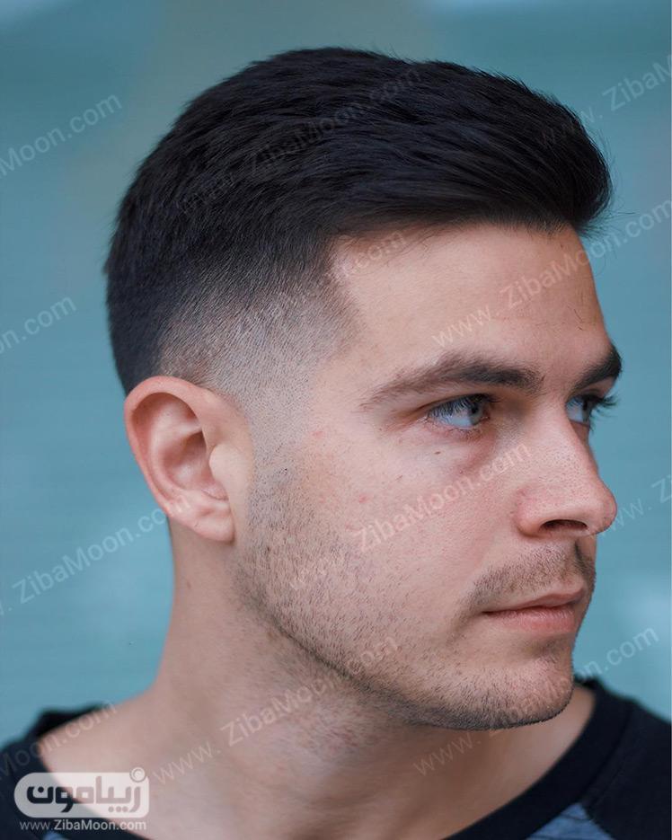 مدل موی ساده و شیک