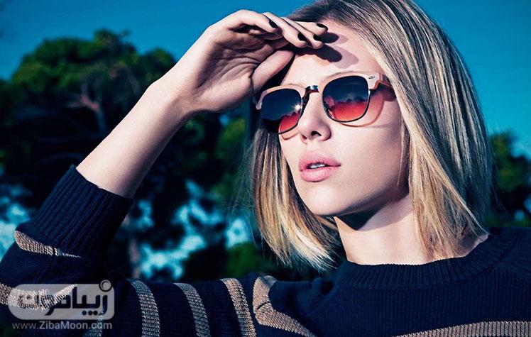 مدل عینک دودی