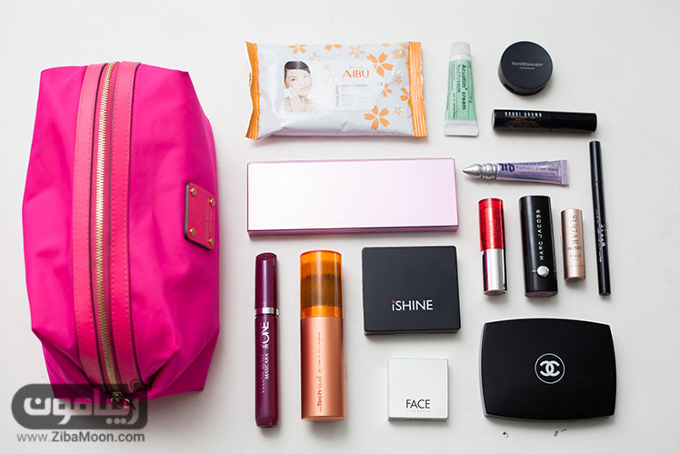 کیف لوازم آرایش عروس