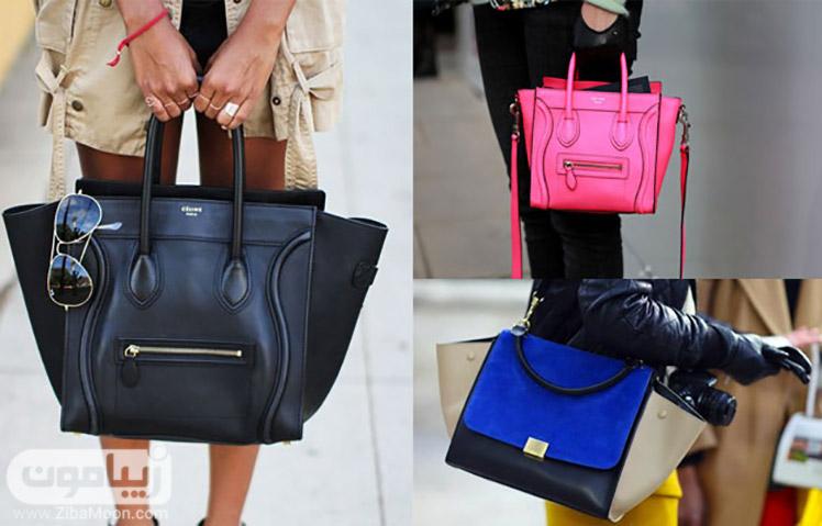 کیف زنانه از برند CÉLINE