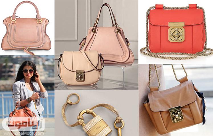 کیف زنانه از برند chloe