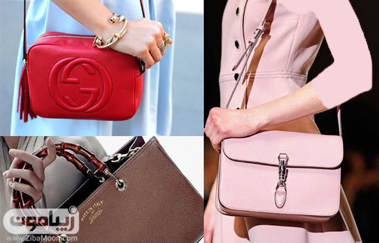 کیف زنانه از برند GUCCI