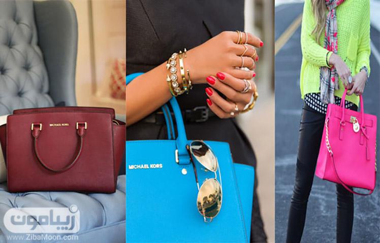 کیف زنانه از برند MK