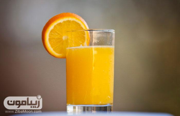 مراقبت از مو در آقایان آب پرتقال