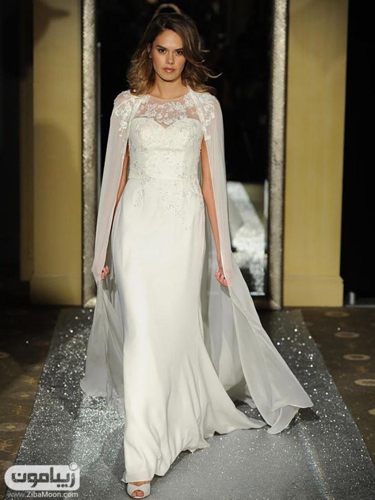 شنل عروس و بلند و زیبا