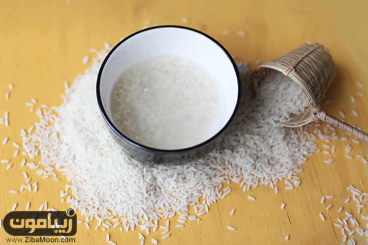 آب برنج و زیبایی پوست