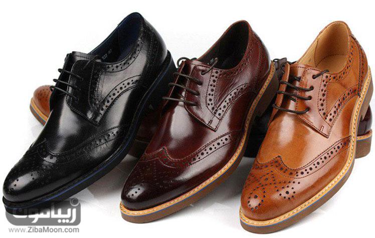 نتیجه تصویری برای کفش مردانه