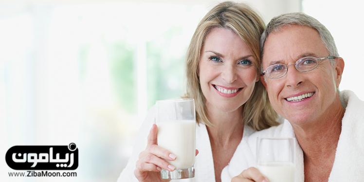 فواید شیر