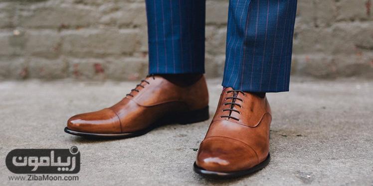 کفش شیک مردانه