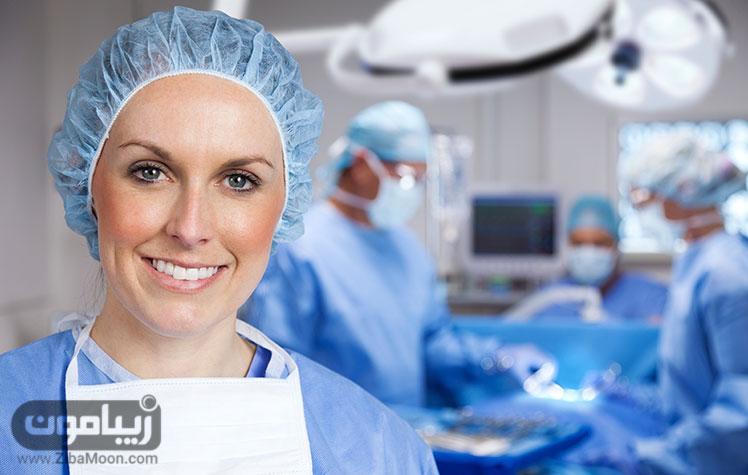 جراح مناسب عمل بینی
