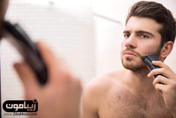 تراشیدن ریش