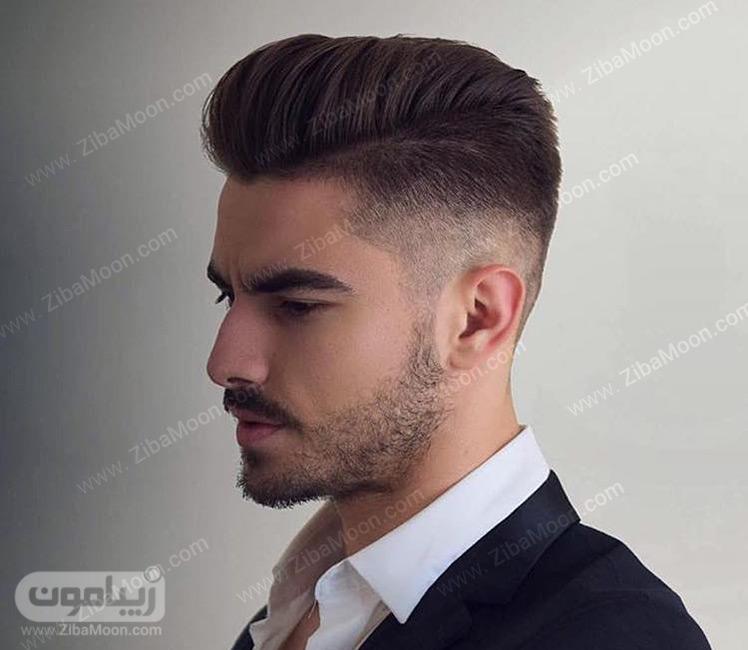 مدل مو برای موهای کوتاه مردانه