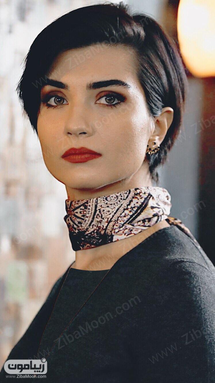 زن زیبایی ترکیه طوبی بویوکوستین