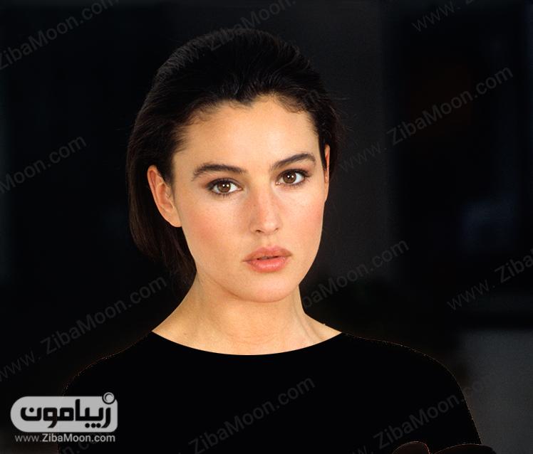 زن زیبای ایتالیایی مونیکا بلوچی