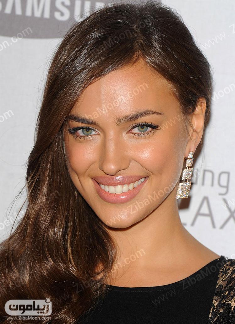 زن زیبای روسی ایرنا شایک