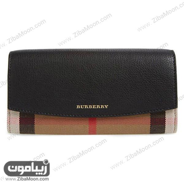 کیف پول دخترانه از برندBurberry