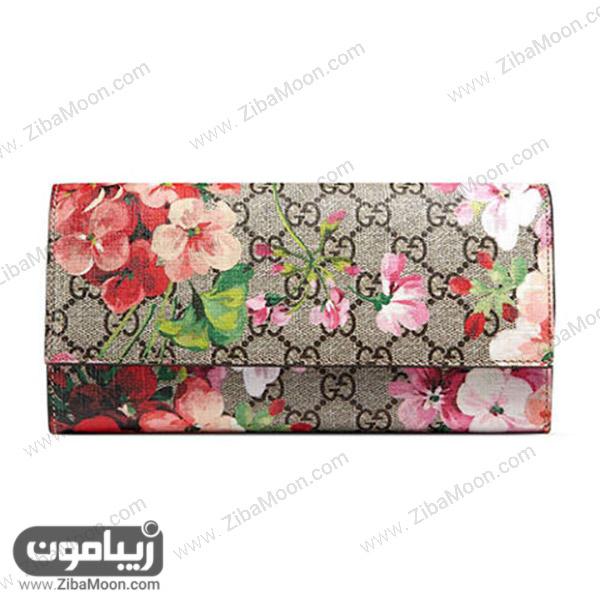 کیف پول دخترانه از برندGucci