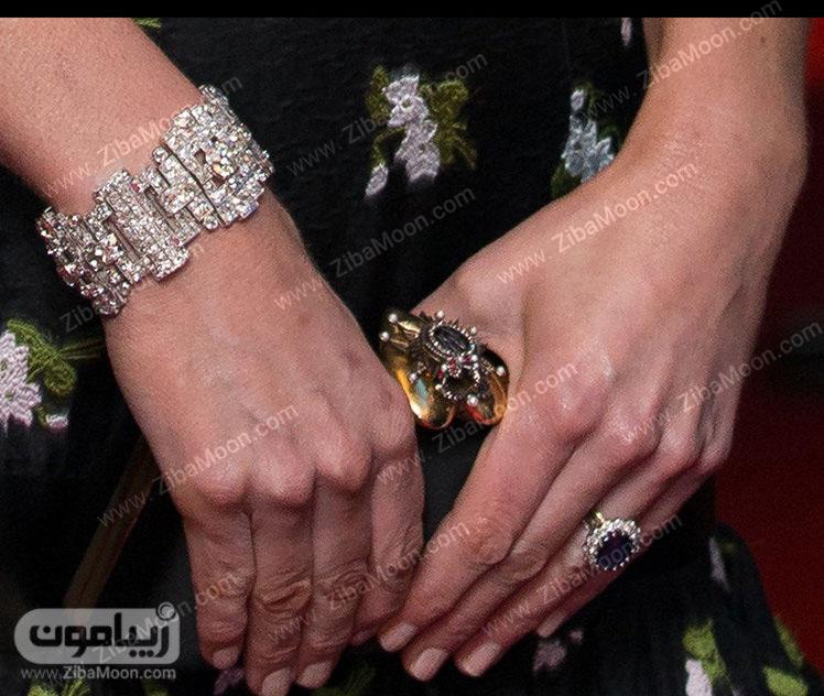 دستبند الماس