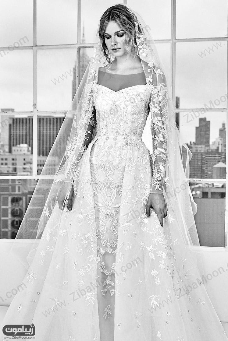 مدل لباس عروس خاص و متفاوت