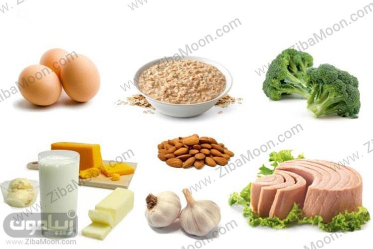 مواد غذایی مقوی