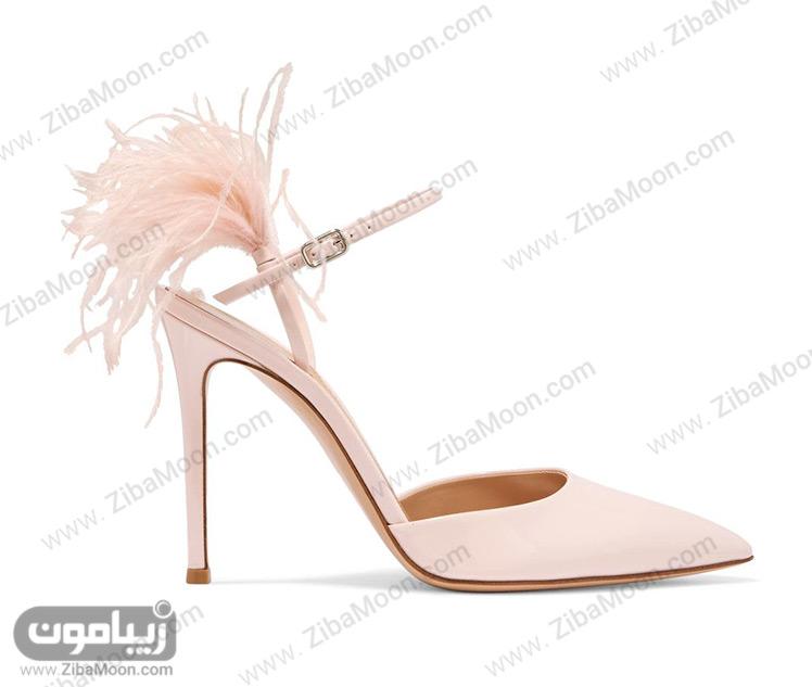 کفش عروس خاص و زیبا