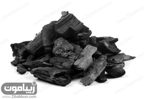 زغال برای از بین بردن بوی سوختگی