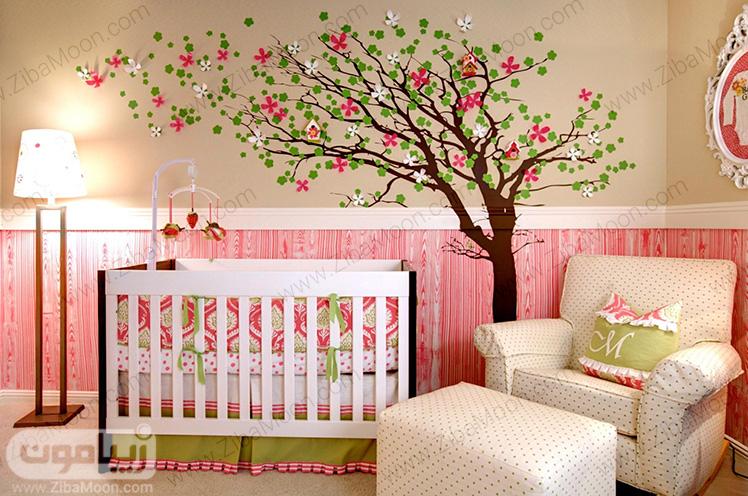 تزیین اتاق دختربچه