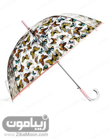 چتر با طراحی زیبا