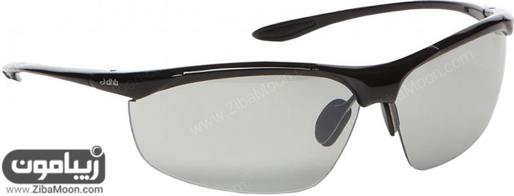 عینک دوچرخه سواری dhb PhotoChromatic Half Frame Sunglasses