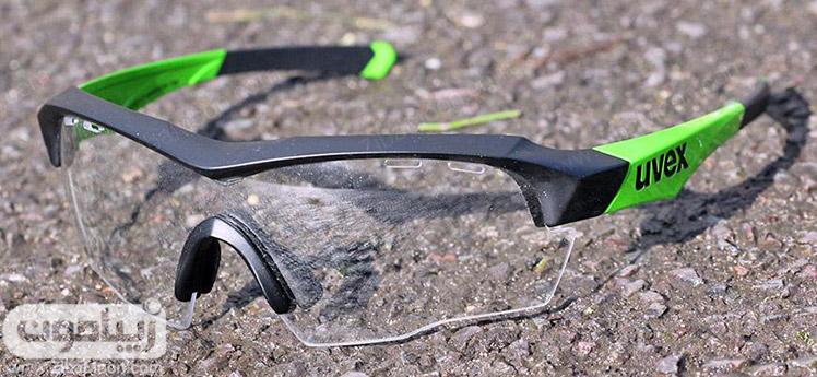 عینک دوچرخه سواری Uvex Sportstyle 104 glasses