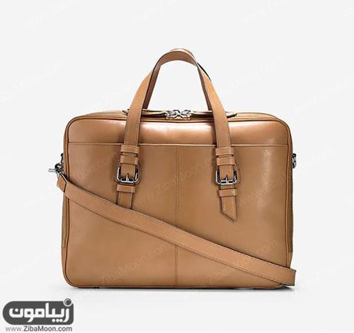 کیف مهندسی چرم